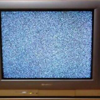 SHARP  21型 TVあげます。引き取り限定!