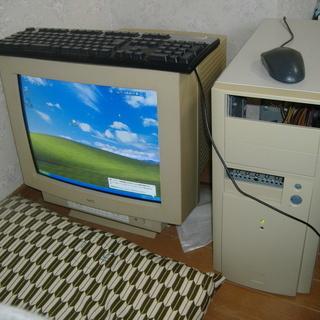 ★無料★デスクトップパソコンWindowsXP