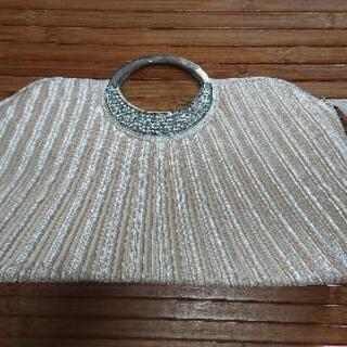 結婚式用 セカンドバッグ