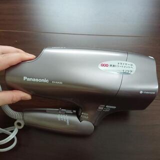 ナノイードライヤー Panasonic