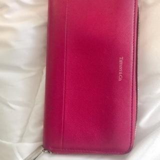 Tiffanyのピンク財布👛❤️