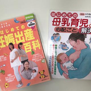 妊娠・出産・母乳育児の本