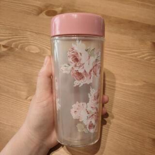 【中古】LAURA ASHLEY(ローラアシュレイ)の水筒タンブラー