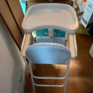 あげます、ベビーチェア ベビー椅子 KATOJI
