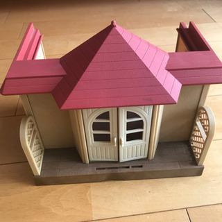 シルバニア テラスのあるすてきなお家