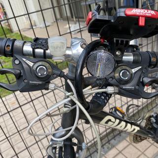 giantクロスバイク ブラック