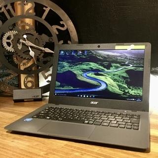 【ネット決済・配送可】一宮でWindows10搭載機!Acer ...