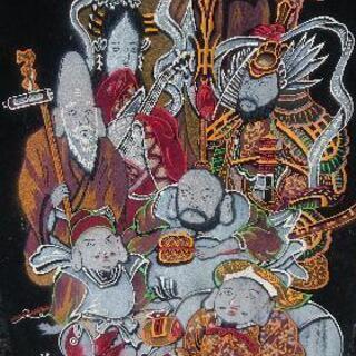 七福神の掛け軸