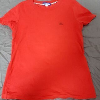 BURBERRY BLUE LABEL 38 バーバリー 半袖Tシャツ