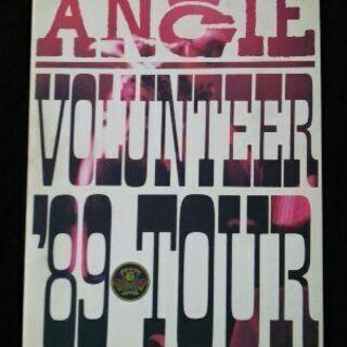 ANGIEのコンサートパンフレット