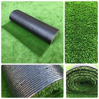 高品質 リアル人工芝 1×5mサイズ 芝丈30mm  エクスターフ