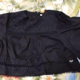 レディース earth 黒と白の色違いセット ドレスみたいな服