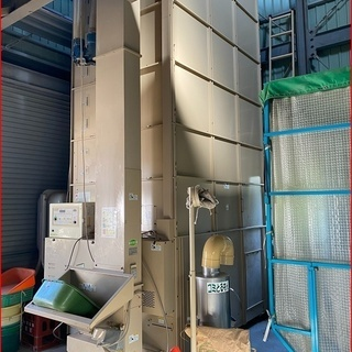 【SOLD OUT】金子農機 遠赤外線 穀物用循環型乾燥機 RV...