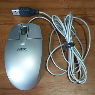 NECレザーマウス