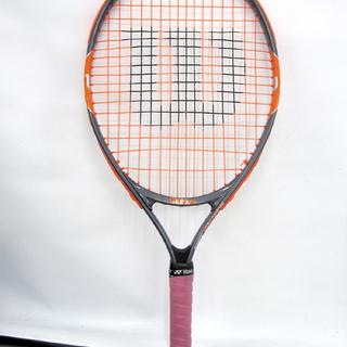 ウィルソン バーンジュニア ジュニア用硬式テニスラケット Wil...