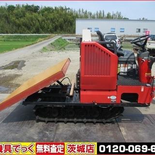 改造 運搬車 ヤンマーコンバイン GC221 ダンプ 21馬力 ...