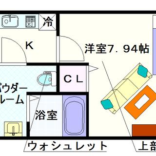 【セレニテ難波西】3号タイプ!1Kタイプ!分譲使用でガッチリ!
