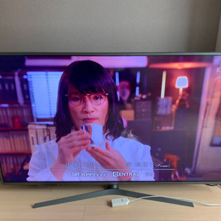 Hisense55E6100 4K内蔵テレビ  決まりましたの画像
