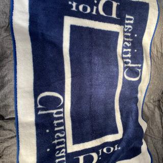 クリスチャンディオール 毛布の画像
