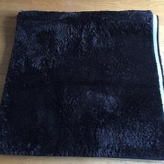 黒いカーペット(2畳分)