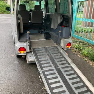 福祉車両 タウンボックス スローパー・車椅子移動車の画像