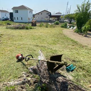 【見積り無料】格安でお庭・空地の草刈りします!久喜市/白岡市