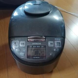 炊飯器 日立 RZ-MG-10J
