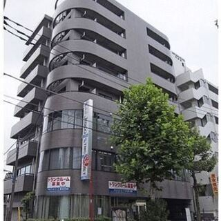 200.新宿区 1K 16㎡ インターネット対応 【現金分割OK...