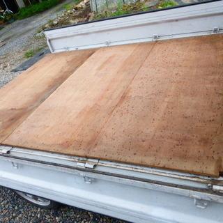 軽トラ用荷台板 その2