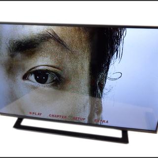 美品/東芝◆REGZA/40S22◆40型液晶テレビ/LED/外...