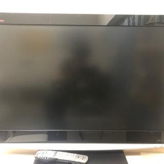 【引取り限定】パナソニック 37型 液晶テレビ TH-37 LZ85