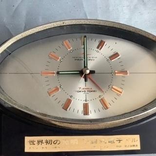 トウキョウトケイの置き時計