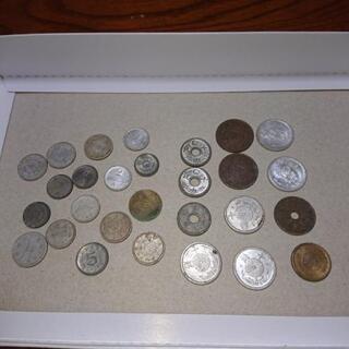 日本の古銭  物々交換で…