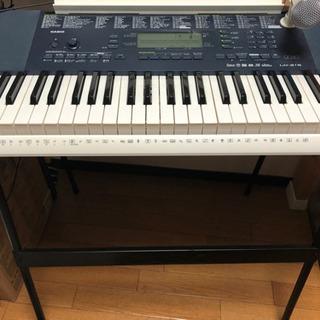 CASIO 電子キーボード 電子ピアノ LK-215