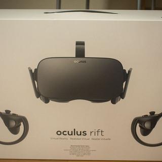 Oculus Rift オキュラスリフト VR ヘッドセット セ...