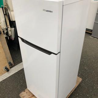 冷蔵庫 2020年 ハイセンス  HR-B12C【安心の3ヶ月保...