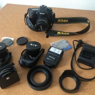 Nikon D7100 (レンズ、フィルタおまけ)