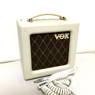 VOX AC4TV 4W フルチューブアンプ、ギターアンプ、ホワ...