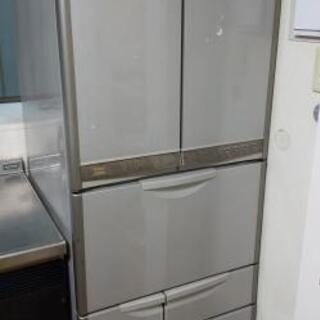 日立 冷蔵庫 465L