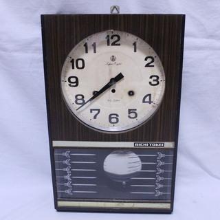 振り子式 ボンボン時計 レトロ 動作確認済み