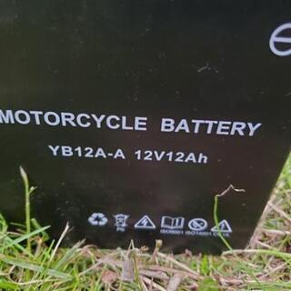 バイク用バッテリー YB12A-A