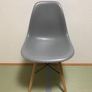 イームズチェア リプロダクト(グレー) - 家具