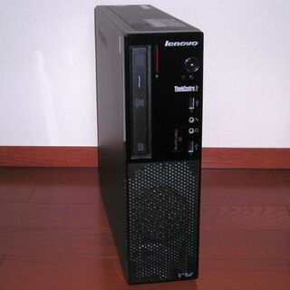 Lenovo デスクトップ Edge72(Ci3-2120/4G...