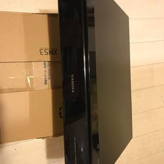東芝 VARDIA HDD レコーダ RD-E305K 初期化済