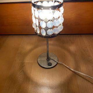 可愛いランプ