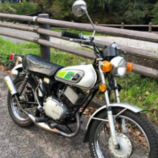 ヤマハgt50 載せ替え 最高90km サブエンジン付き 絶版2...