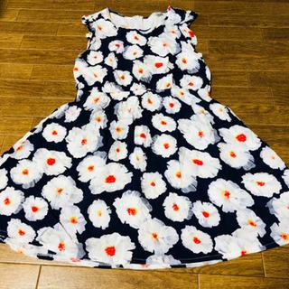 12000円 フリーズマート 花柄 ミニワンピース