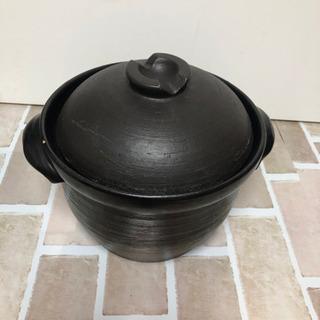 🍃🌸2合炊きの土鍋です。中古です。気にならない方🙇♀️します。...