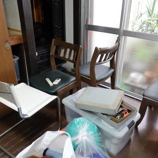 椅子(同じものが全部で4個あります)
