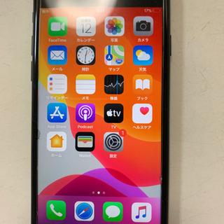 ソフトバンク iPhone7 128GB  ジェットブラック